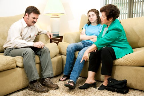 Family Counseling At A Glance