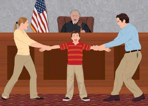 Determining Child Custody
